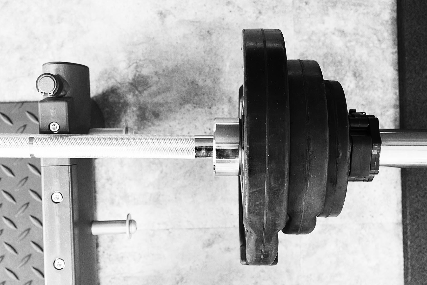 Stang met gewicht