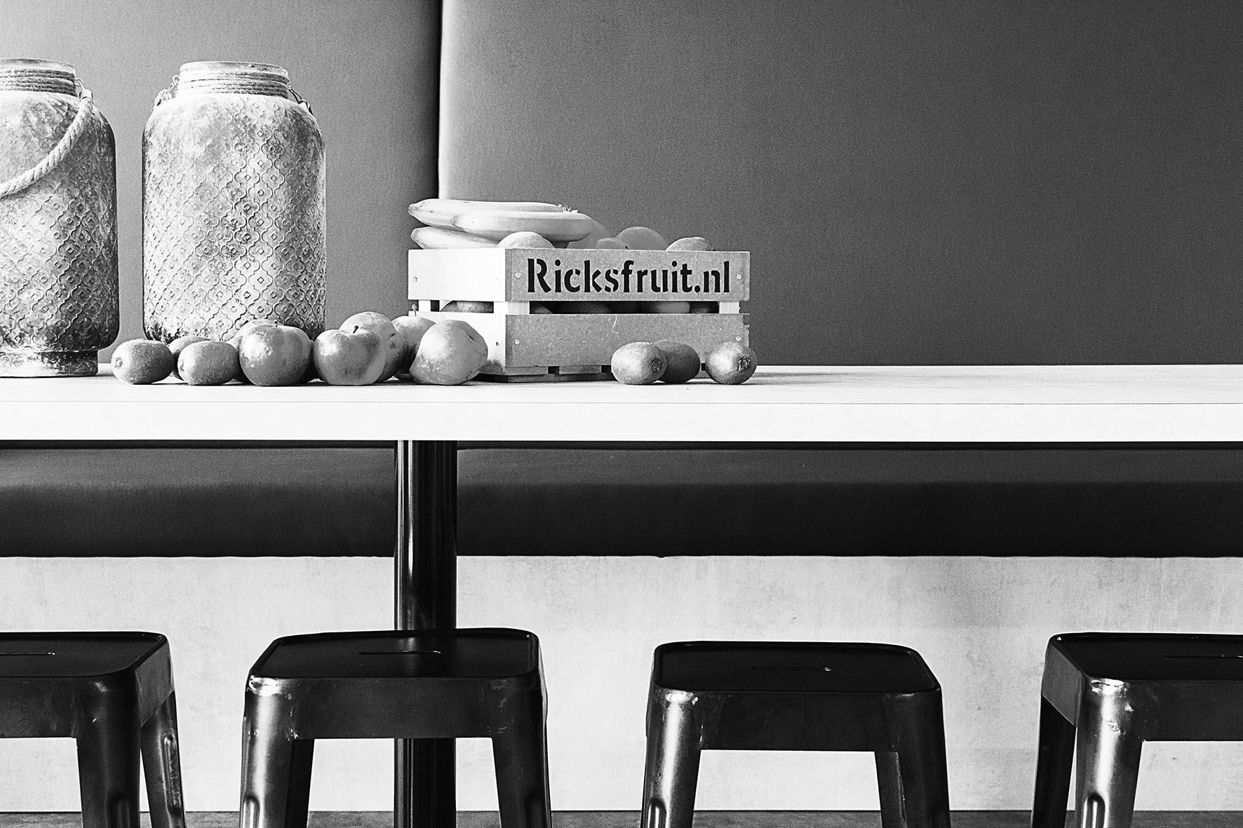 Ricks fruit impressie